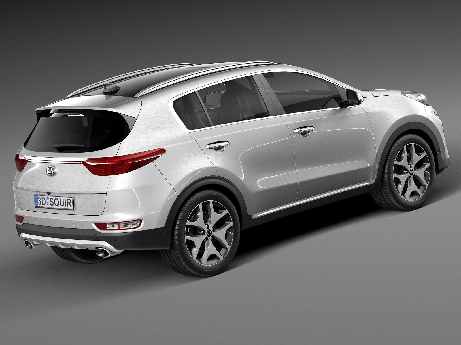 all new 2016 kia sportage leaked renderings makes us pakistanis miss it pakwheels blog. Black Bedroom Furniture Sets. Home Design Ideas