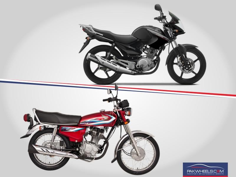 Honda CG-125 v  Yamaha Ybr-125: Comparing The Two Most Popular 125cc