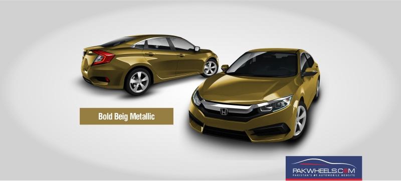 Bold Beig Metallic