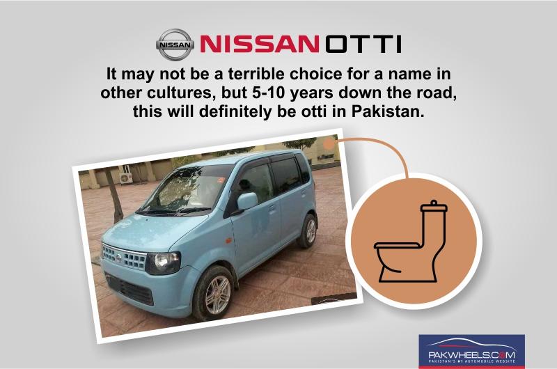 Nissan OTTI