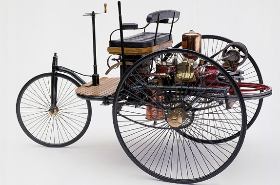 Ever Wondered What The First Car Made Was