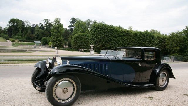 Bugatti Royale Kellner Coupe