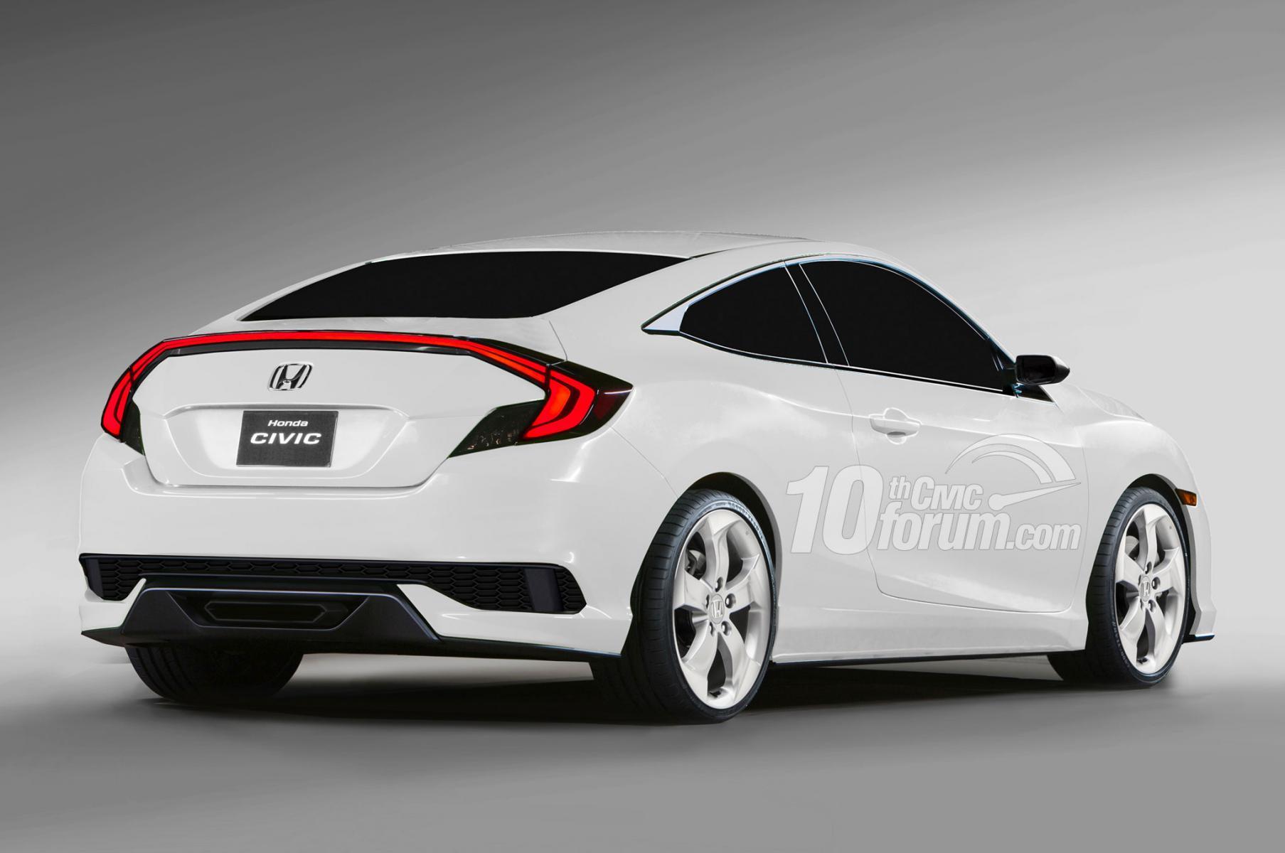 2016 Nissan Juke >> 2016 Honda Civic Will Come In Four Body Styles - PakWheels Blog