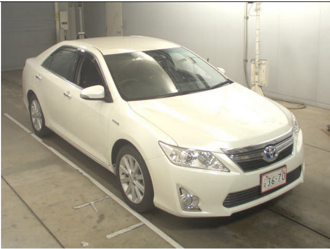 CAMRY PW