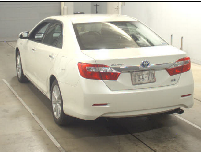 CAMRY PW1