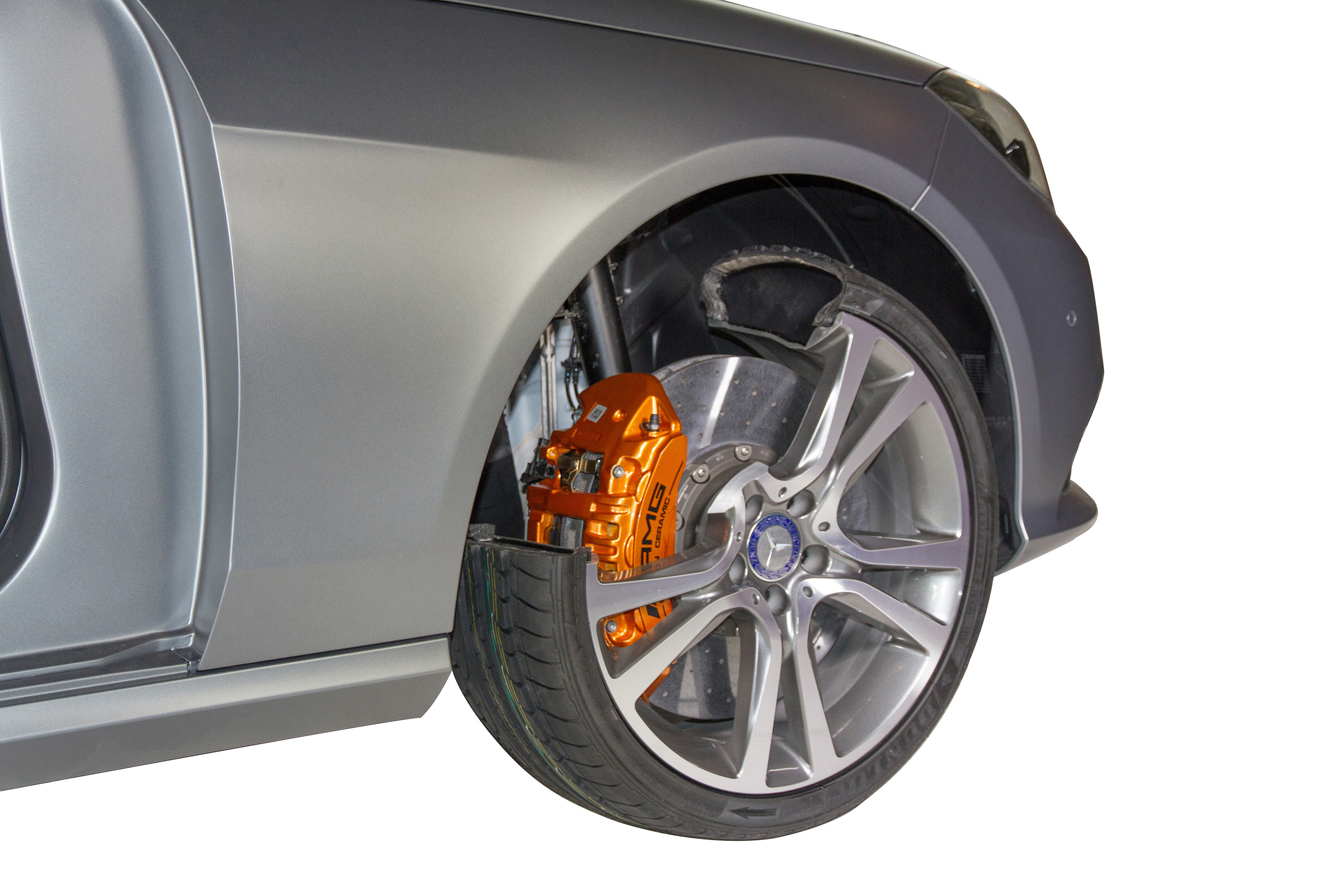 Using Car Brakes : Find out about the type of brakes used in your car