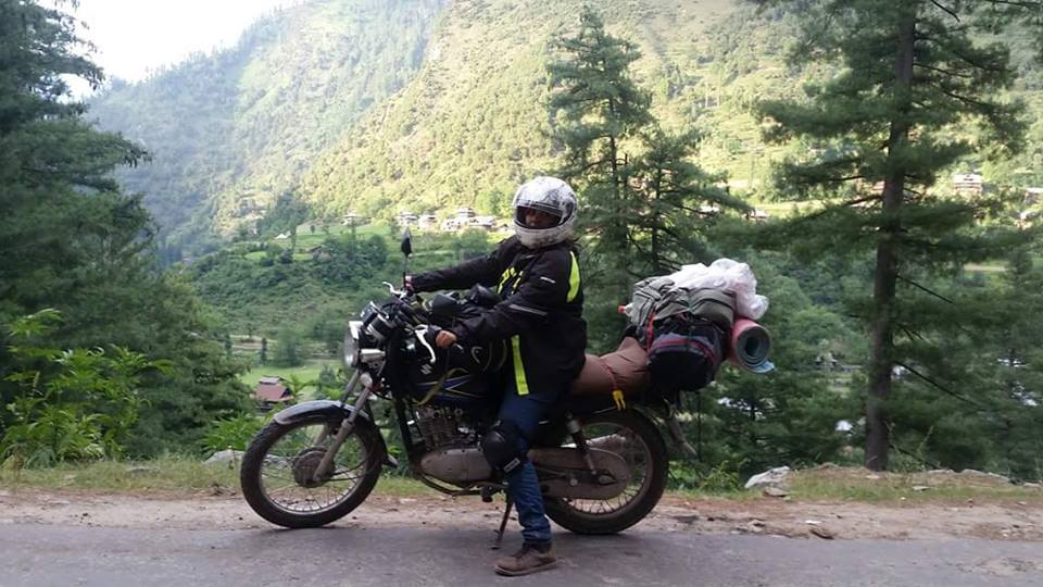 Captured en route to Upper Neelam Valley