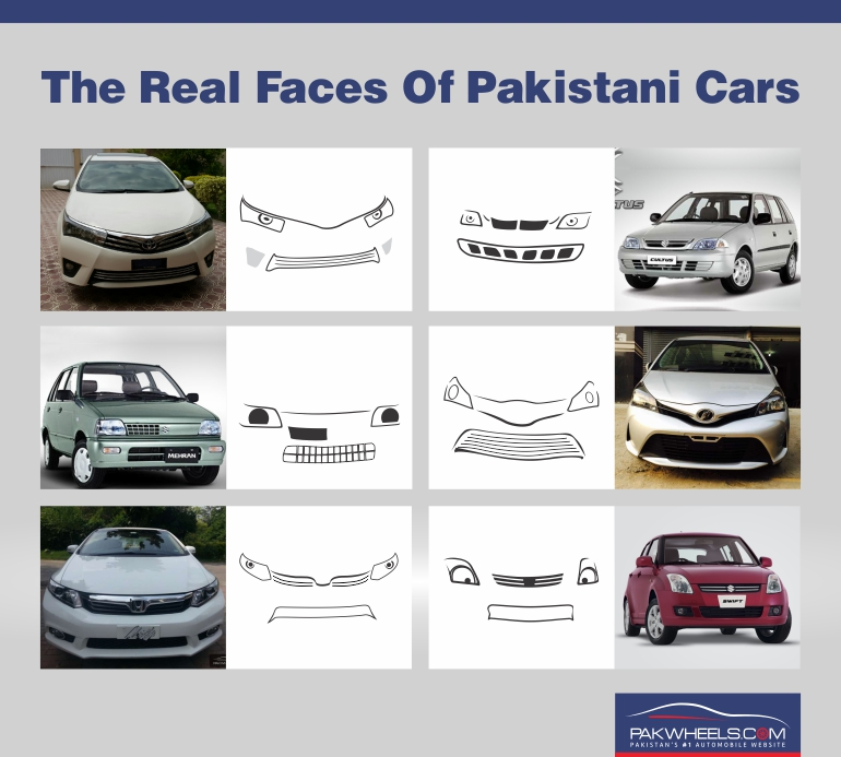 Car Faces