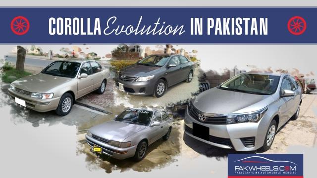 Corolla Evolution Image
