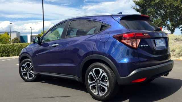 Honda HR-V Exterior Rear