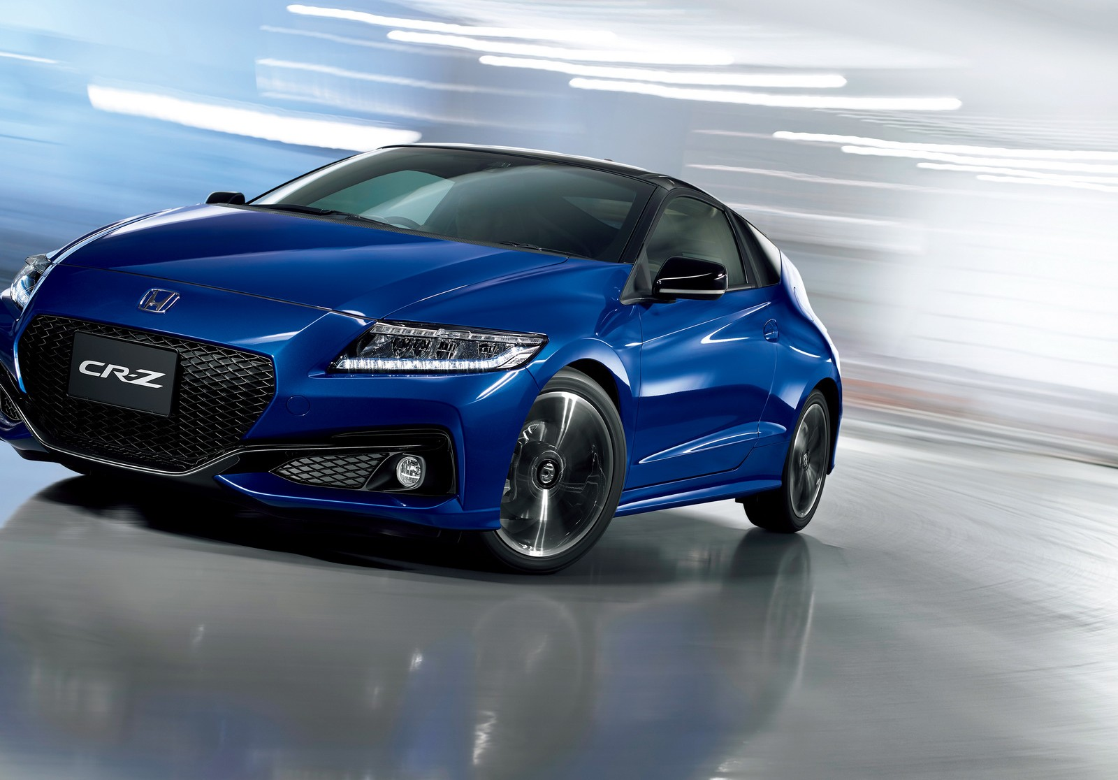 2016 honda cr z facelift unveiled pakwheels blog. Black Bedroom Furniture Sets. Home Design Ideas