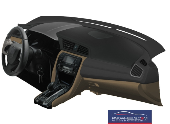 Honda-Civic-interior-black-with-beige