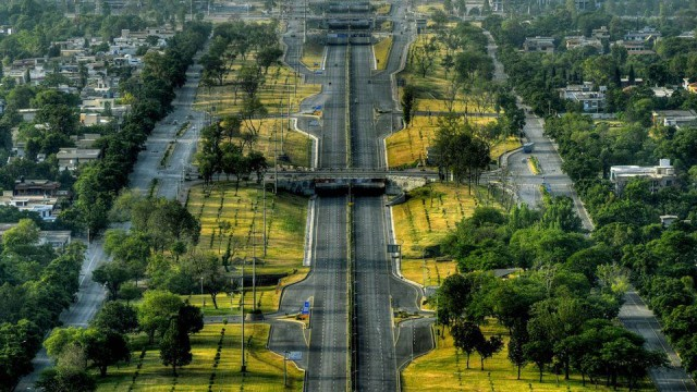 Fixing These 8 Roads In Islamabad Can Help The Traffic And