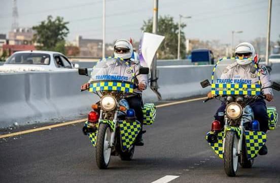 KPK Traffic Police
