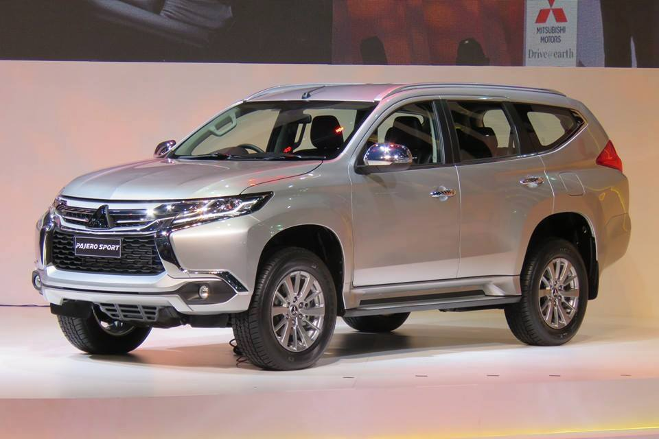 2016 Mitsubishi Pajero Officially R..