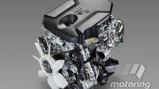 PRADO 2015 DIESEL engine
