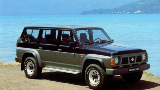 nissan patrol y60: a legend of its time - pakwheels blog