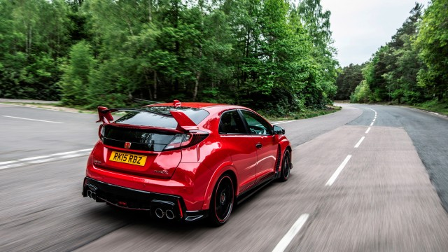 Civic Type R Rear
