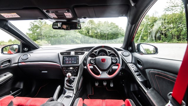 Civic Type R Interior