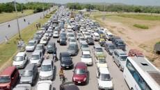 islamabad traffic jam
