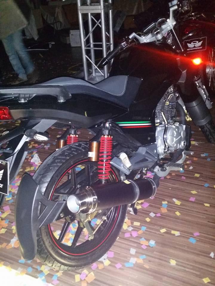 Yamaha 17