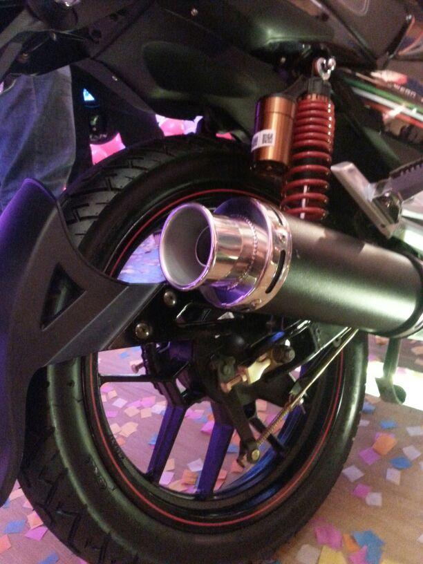 Yamaha 16
