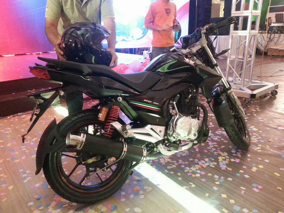 Road Prince To Launch 150cc Sports Bike In Pakistan