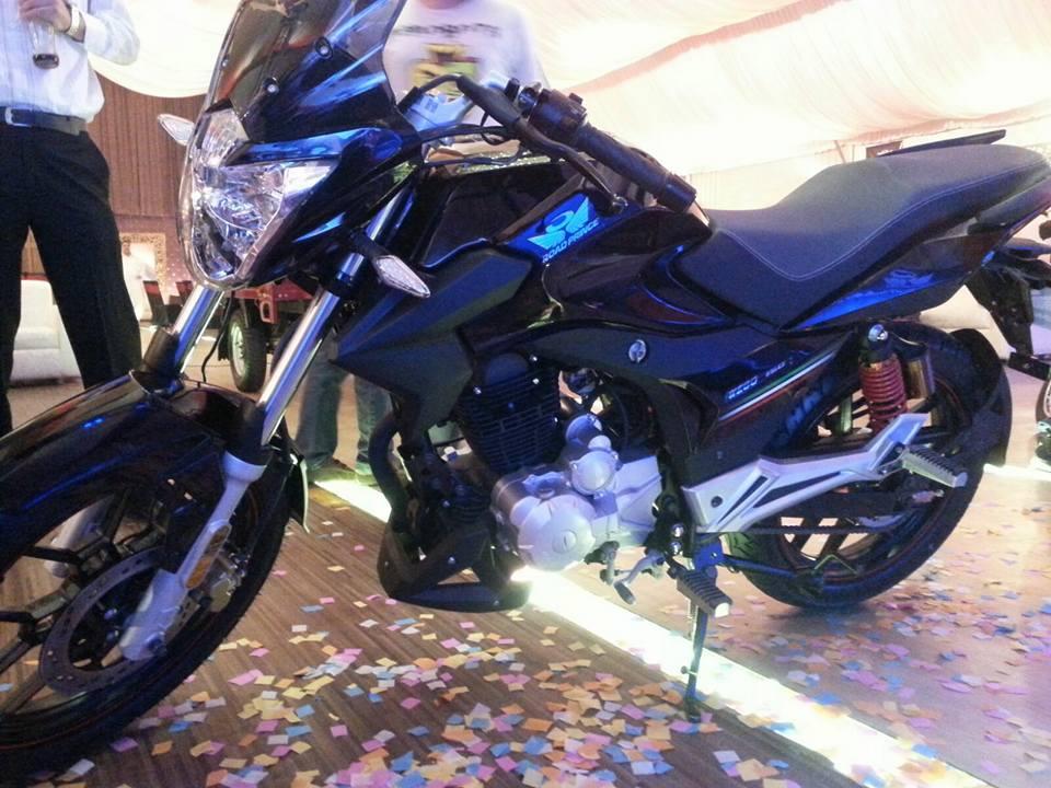road prince bike wego 150 first ride - pakwheels blog
