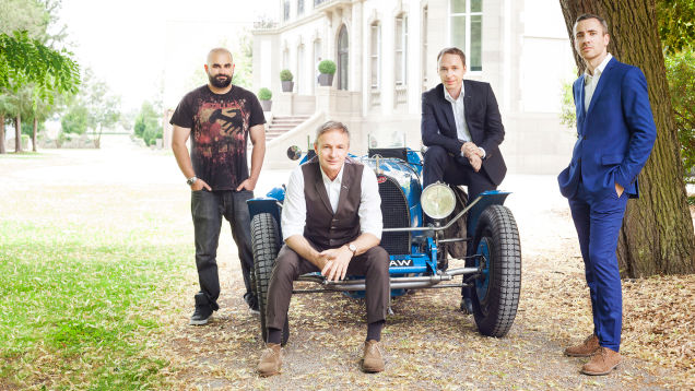Bugatti Designers
