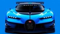 Bugatti GT Concept Front