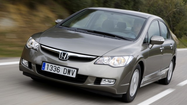 Honda Civic 2006 in Pakistan