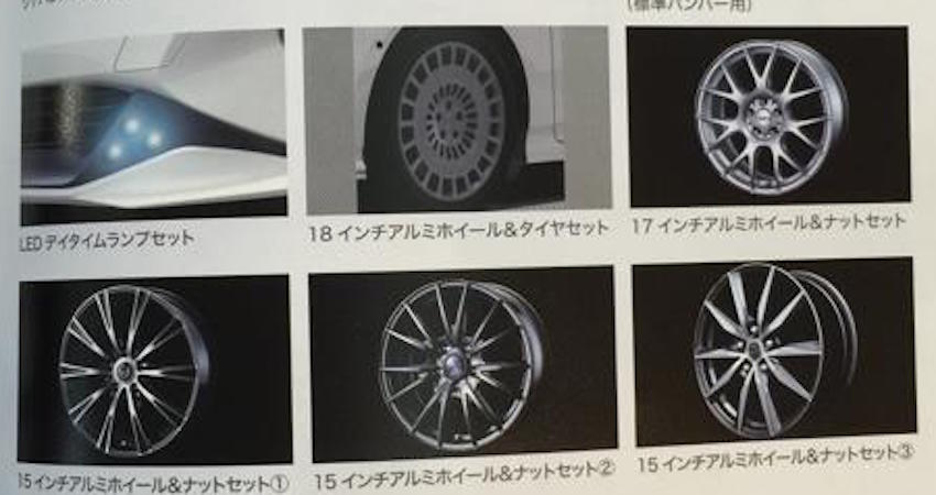 2016-Toyota-Prius-TRD-bodykit-rims-leaked-in-staff-manual