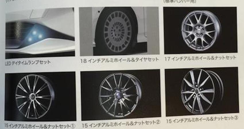 2016-Toyota-Prius-TRD-bodykit-rims-leaked-in-staff-manual