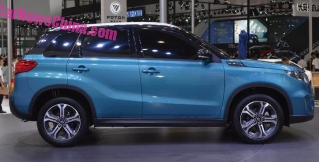 Chinese Suzuki Vitara 1