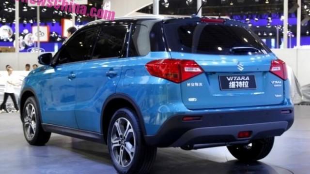 Chinese Suzuki Vitara 2