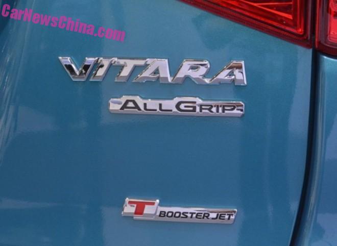 Chinese Suzuki Vitara 3