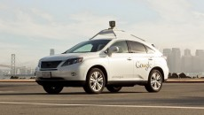 Google Lexus Self Driving Cars (5)