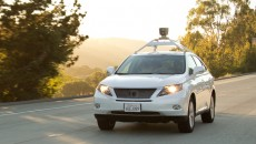Google Lexus Self Driving Cars (6)