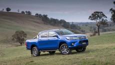 New Toyota Hilux Revo