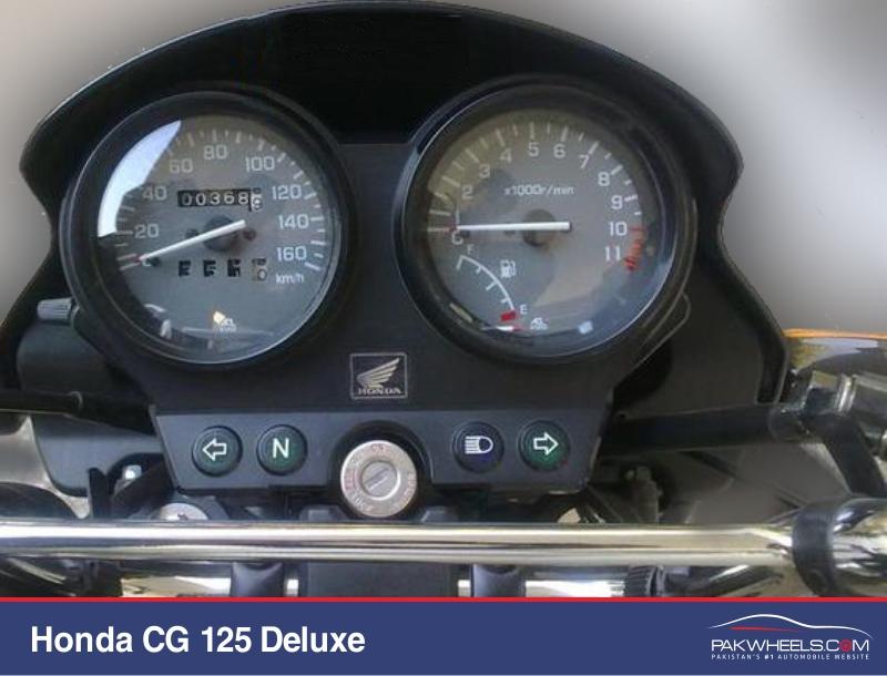 Honda CG 125 Deluxe