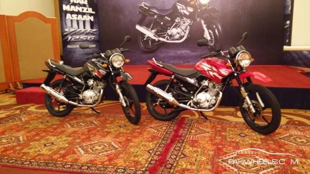 Yamaha YBR 125G Pakistan  (25)