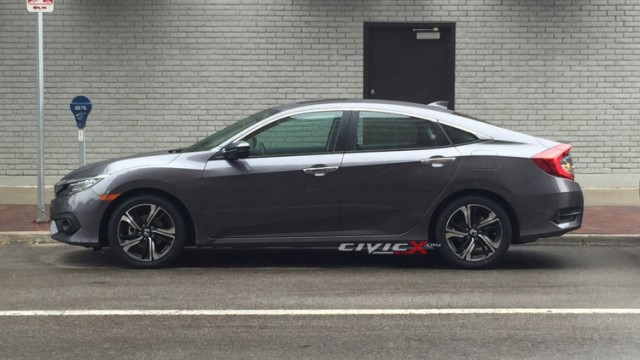 New Honda Civic 2016