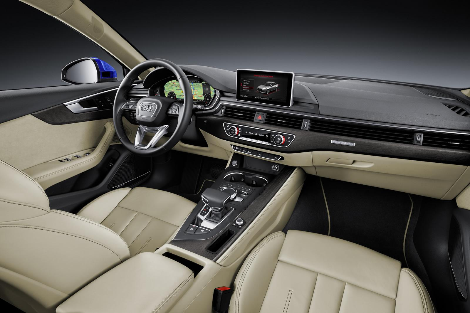 Audi Pakistan Will Start Delivering Its 2016 Audi A4 From February