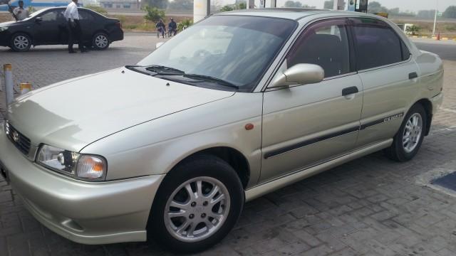 2001 Suzuki Baleno GTi