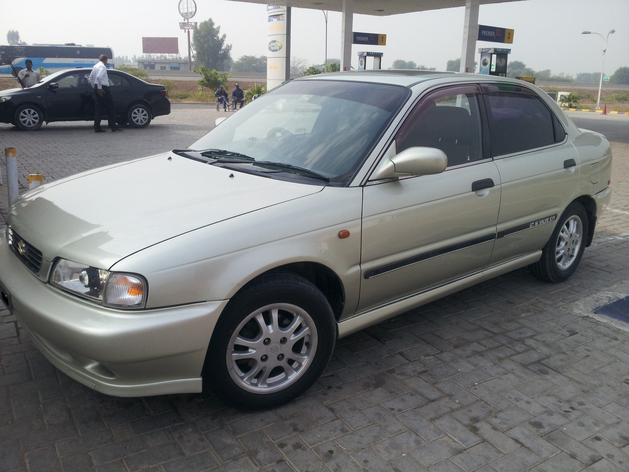 2001 Suzuki Baleno GTi for Sale