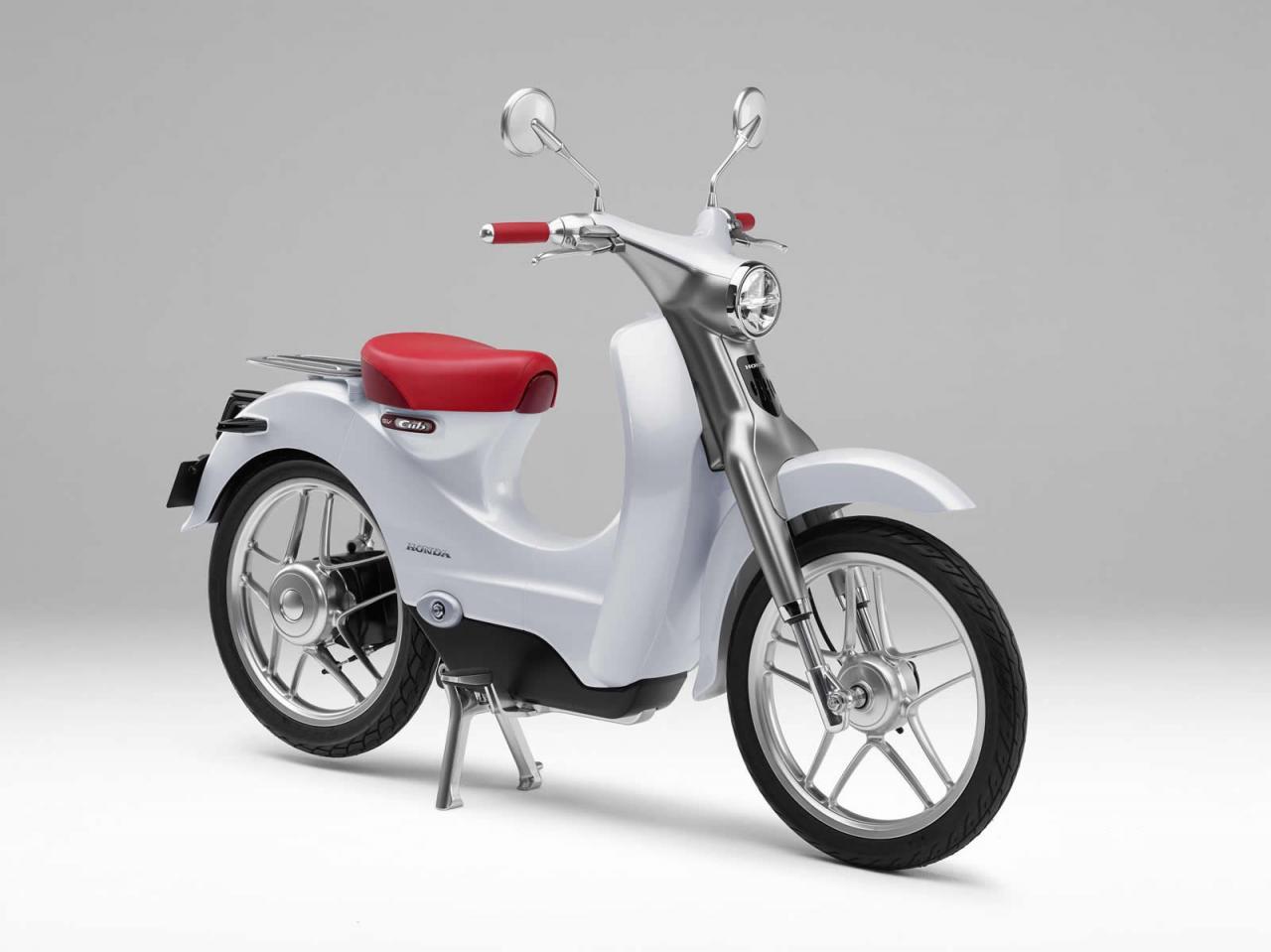 Honda-EV-Cub-concept