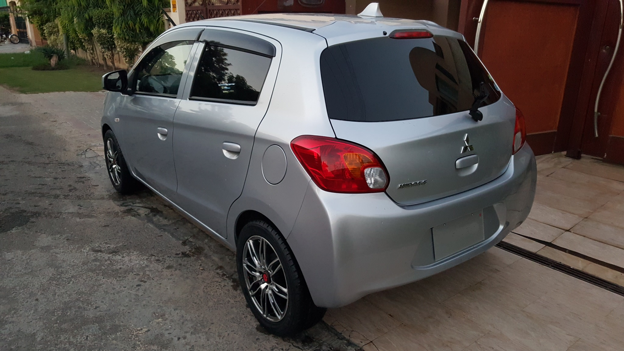 Owners Honda Com >> 2013 Mitsubishi Mirage Owner's Review - PakWheels Blog