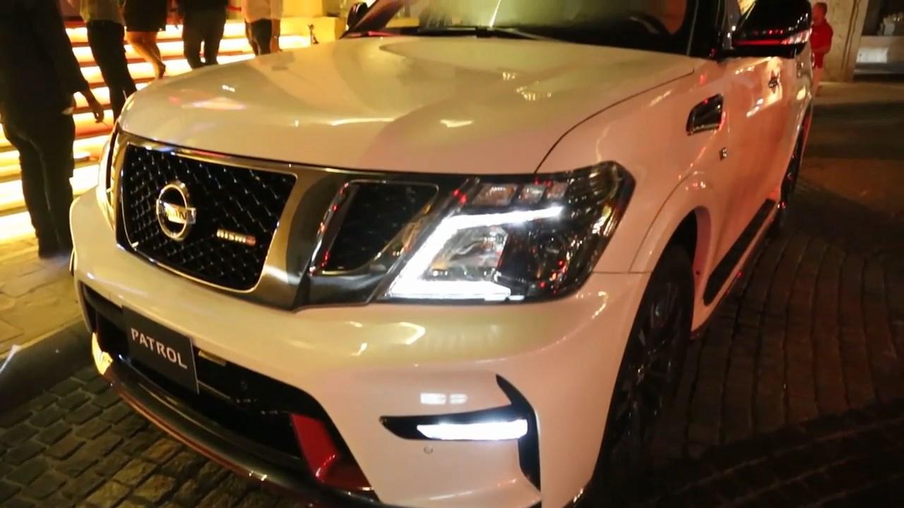 Nissan Debuts Nismo Tuned Patrol Suv In Dubai Pakwheels Blog