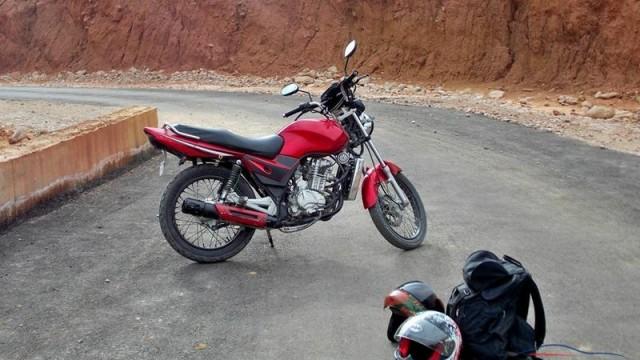 Ravi-Piaggio-250CC