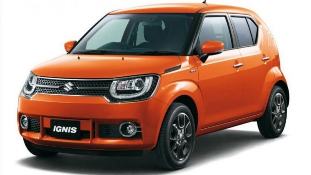 Suzuki Ignis A Small Crossover Perfect For Countries Like Pakistan